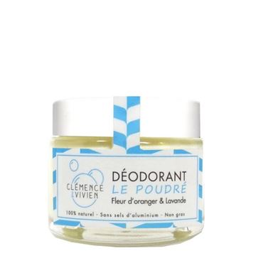 Imagen de Clémence & Vivien, Desodorante Natural  - Flor de Naranjo 50gr