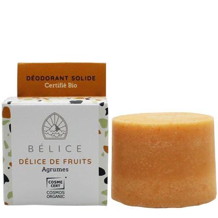 Imagen de BÉLICE Desodorante Sólido Bio - Cítricos 38gr
