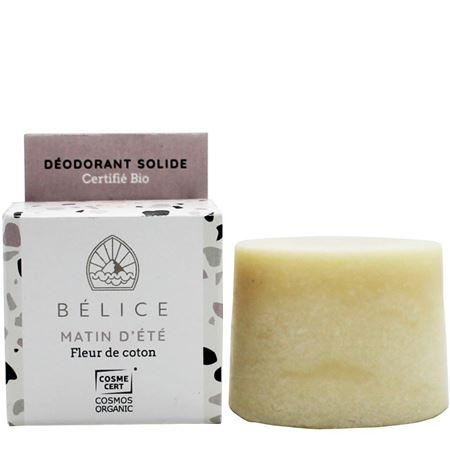 Imagen de BÉLICE Desodorante Sólido Bio - Flor de Algodón 38gr