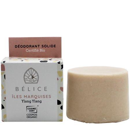 Imagen de BÉLICE Desodorante Sólido Bio - Ylang Ylang 38gr