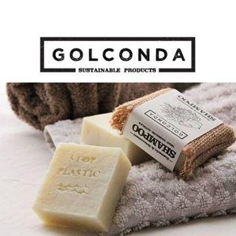 Logo de la marca GOLCONDA