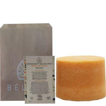 Imagen de BÉLICE Desodorante Sólido Bio - SIN PACKAGING. 38gr (incluye tarjeta y sobre)